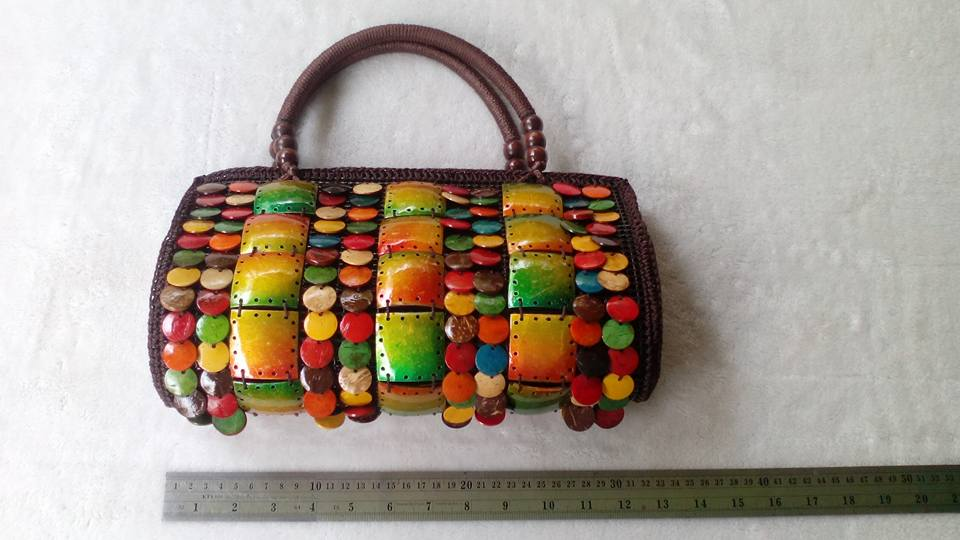 Coconut Shell bag-98