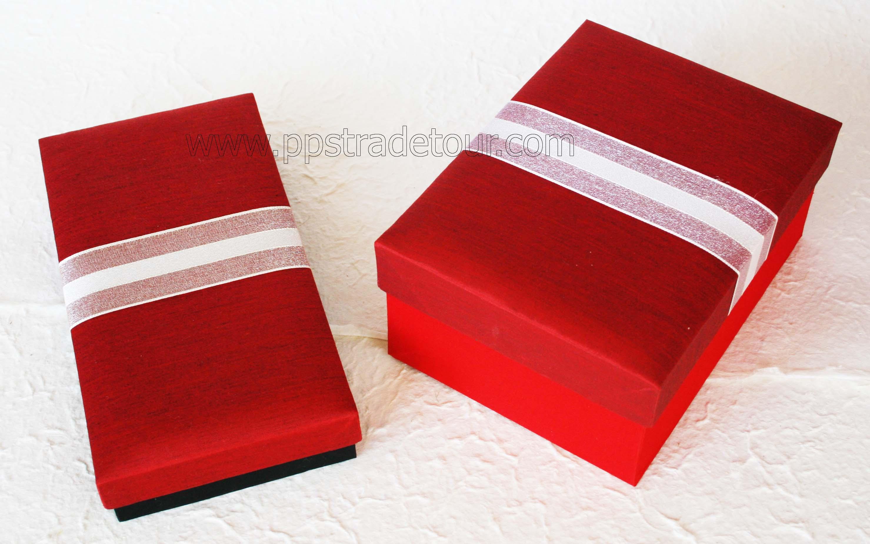 Gift Silk Box
