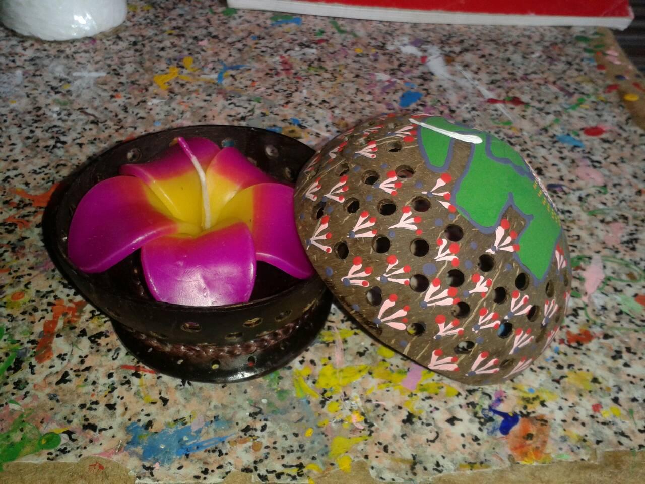 coconut incense box-PS-CC-087