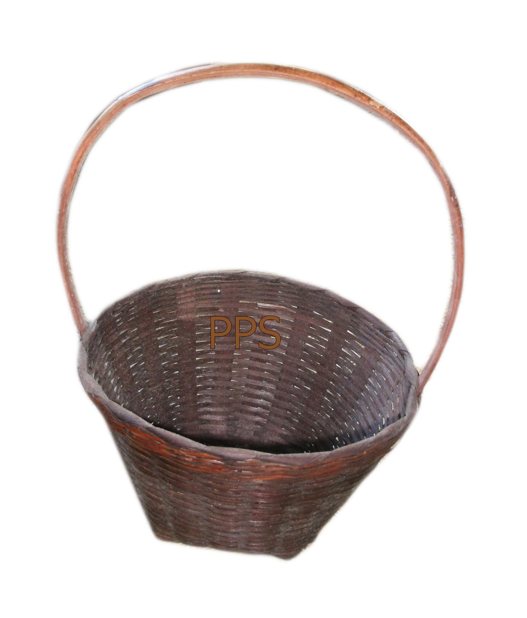 Bamboo Basket 4550