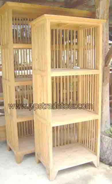 PS-Wood Shelf (sn359)