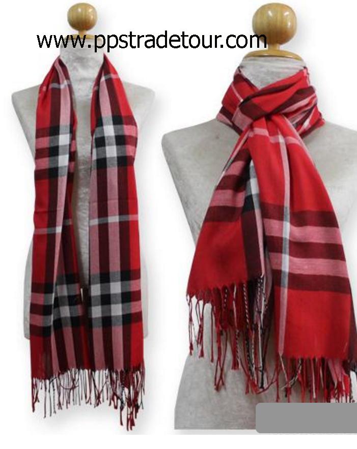 Knitting Wool Men Scarves-PS-SCF11
