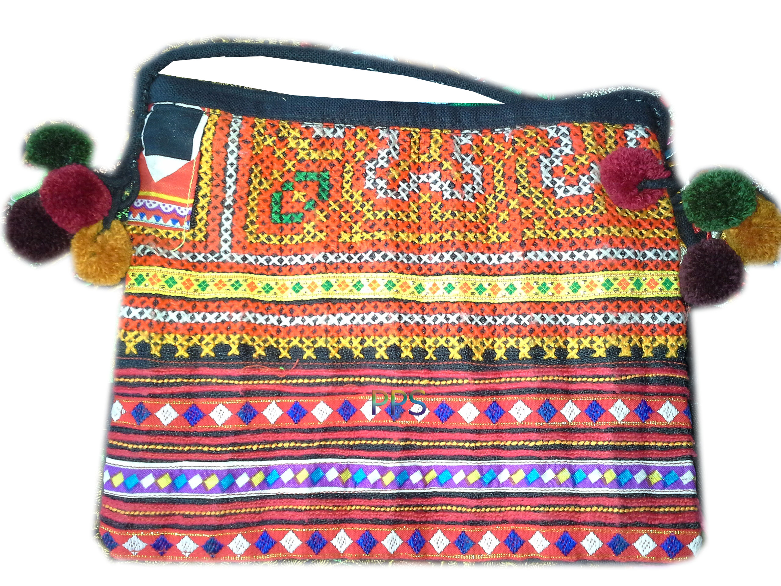 Tribal shoulder bag-Tribal Bag-50