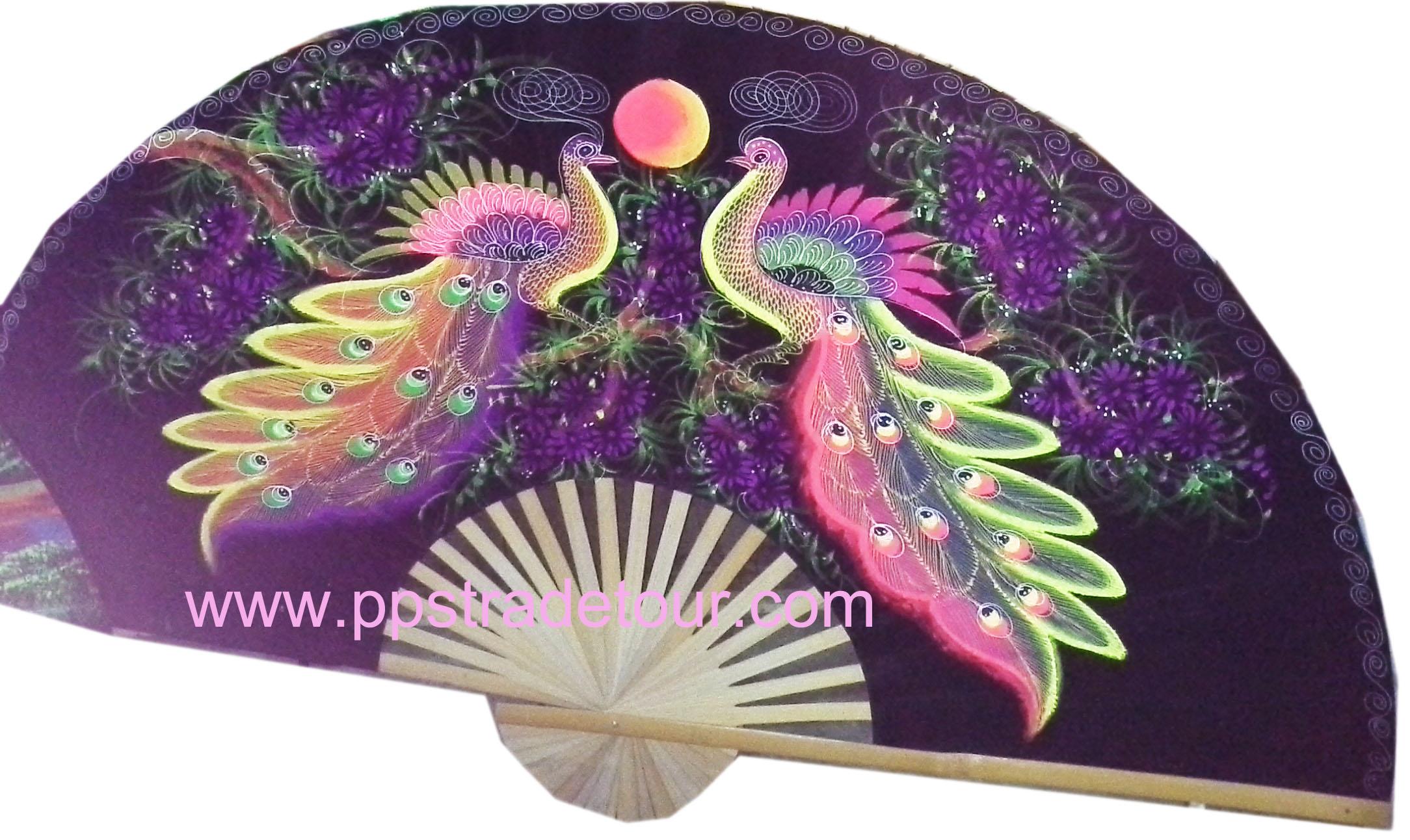 PPS- Wall Flannel Fan Paint-47