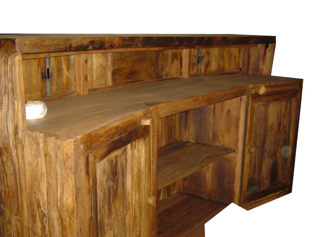 PS-Wood Shelf (sn306-21)