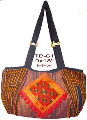 Tribal shoulder bag-TB-61
