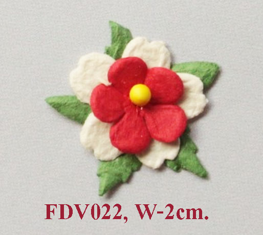 Sample Paper Flower-FDV022