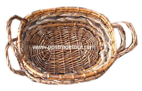 Rattan Basket -1962-1