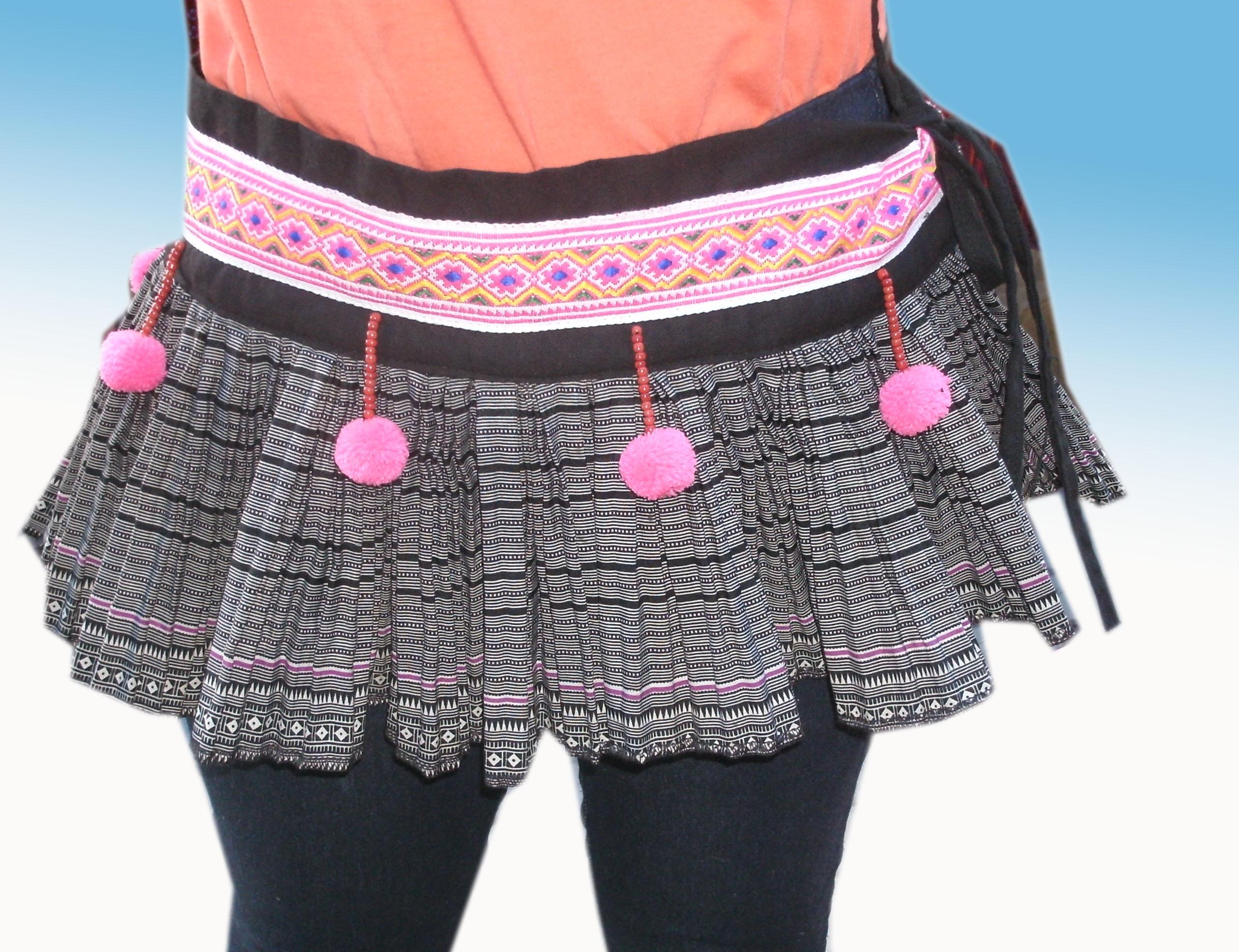 Tribal  Skirt-16