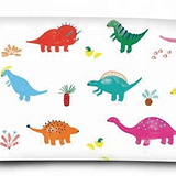 Cute Dinosaur makeup purse first aid org