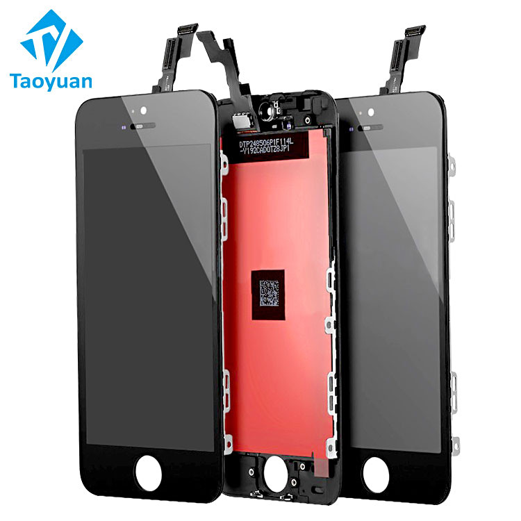 mobile phone Lcd for iphone 5c, for iphone 5c Display digitizer for iphone 5c lcd screen replacement