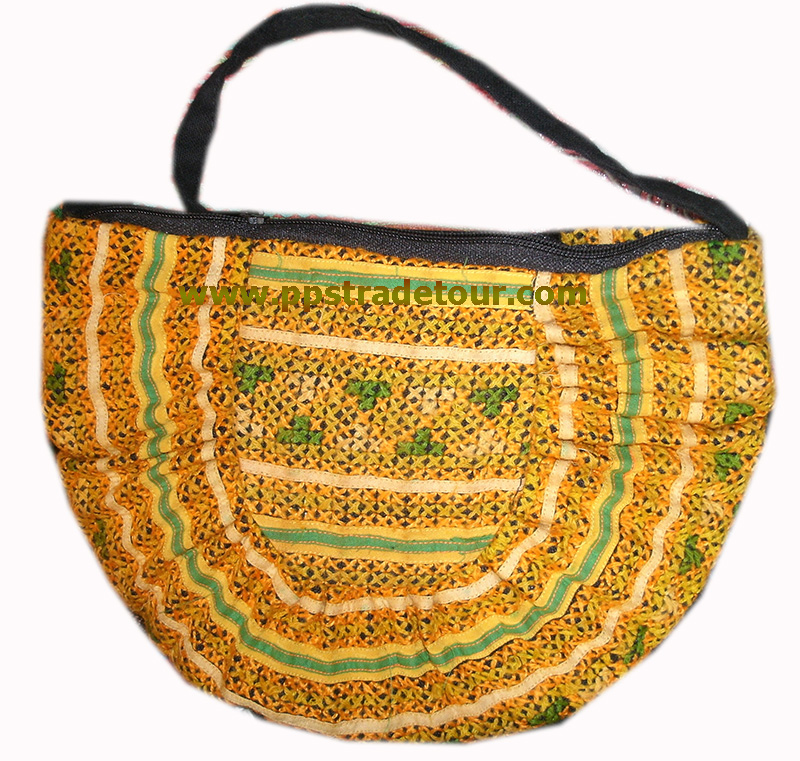 Tribal shoulder bag-TBB-3044-1