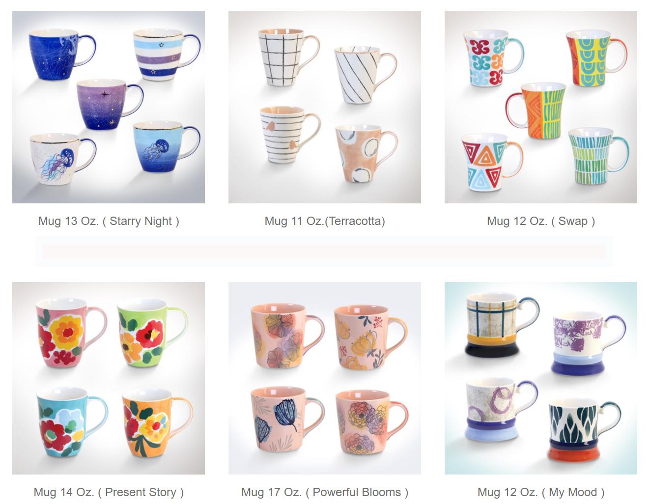 Ceramic mug-16