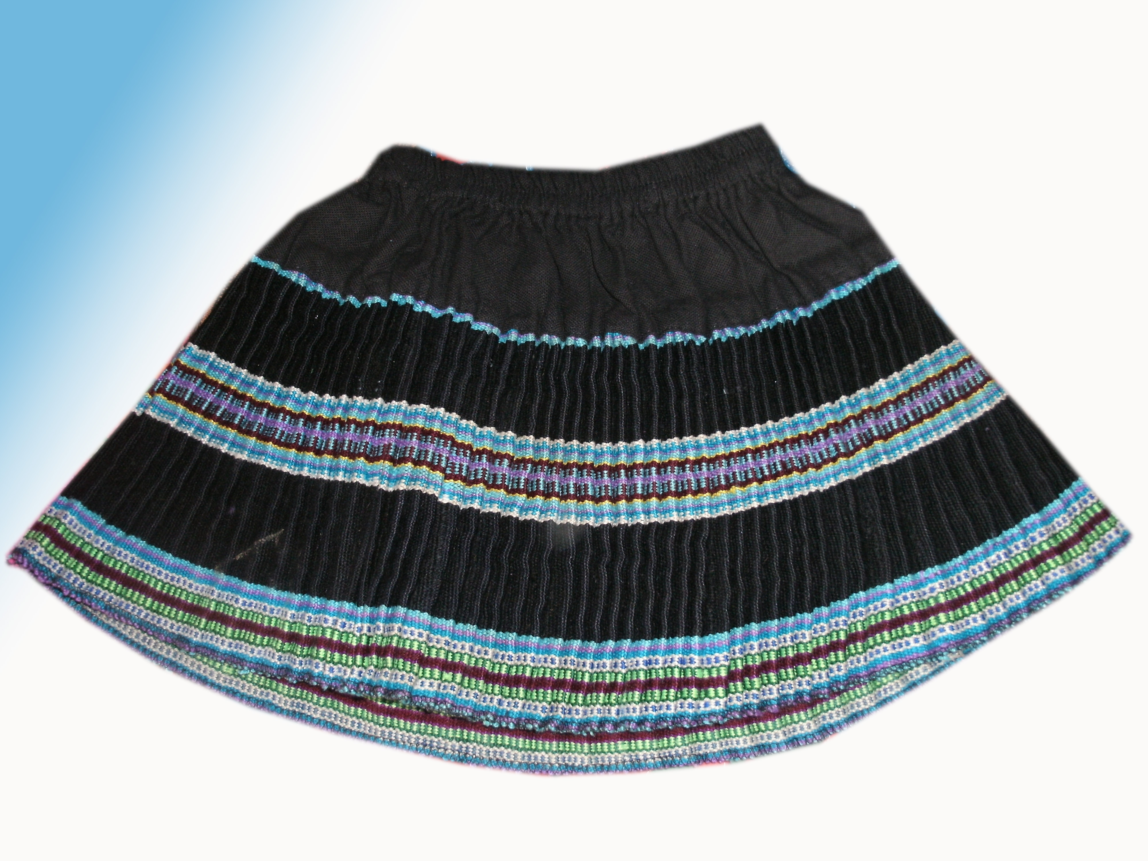Tribal Girls Skirt-30