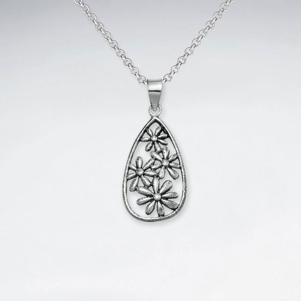oxidized-flower-pattern-silver-filigree-