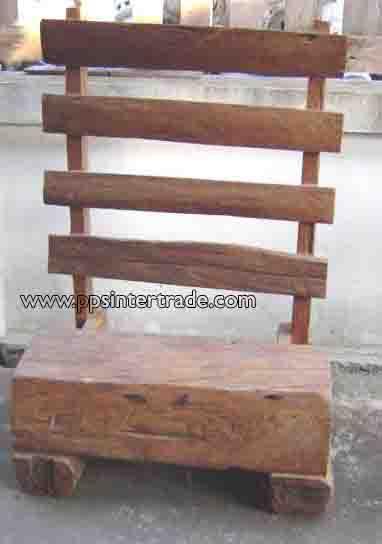PS-Wood Shelf (sn353)