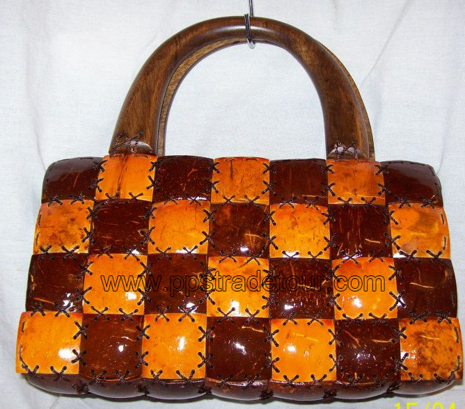 Coconut Shell bag-121