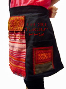 tribal short dress-TB-30