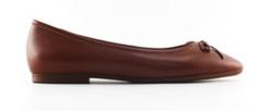 Round Toe Flat Dress Shoes