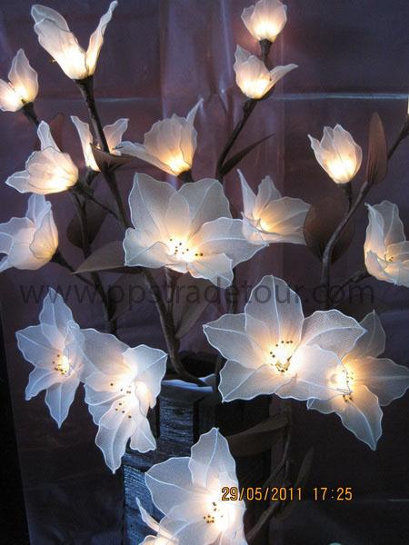 Light flower bunch