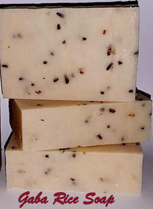 Organic Gaba rice Soap