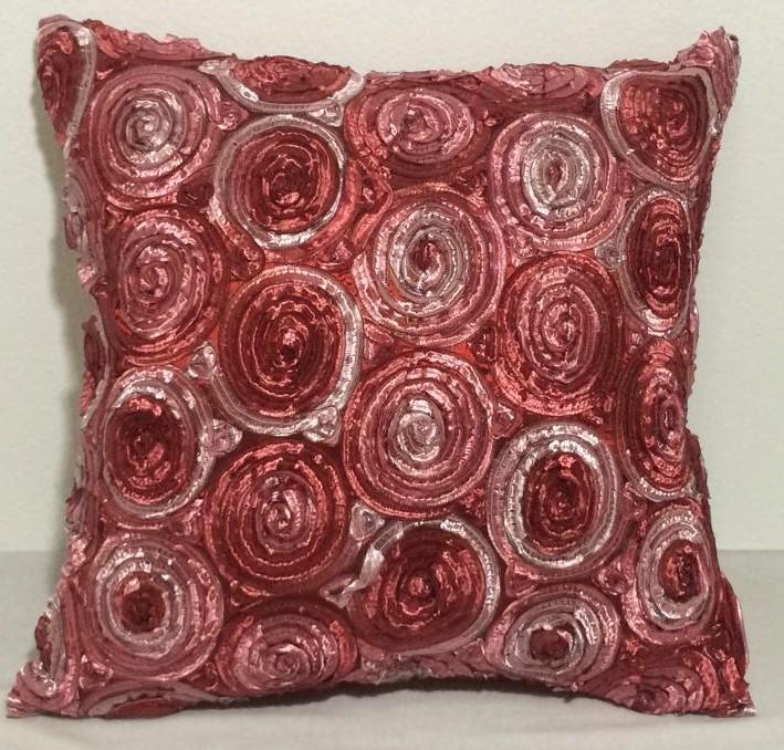 Cushion pillow Case-Curl1