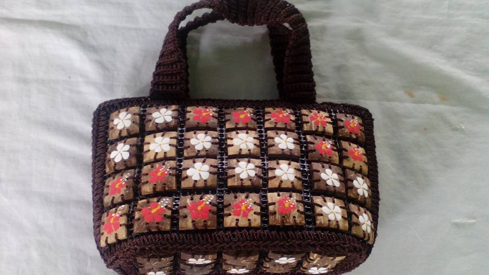 Coconut Shell bag-78