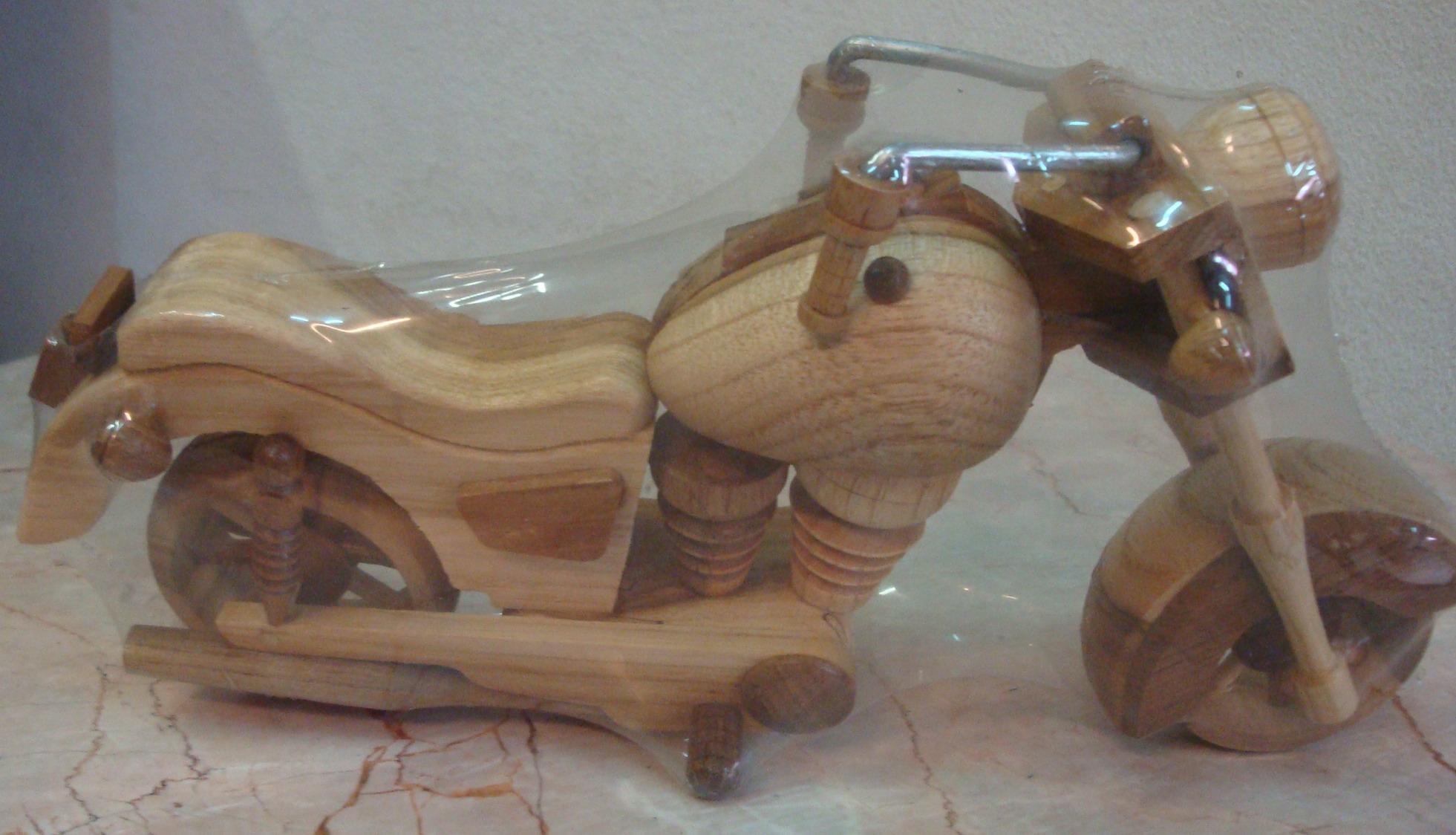 Wood Vehicle Toys