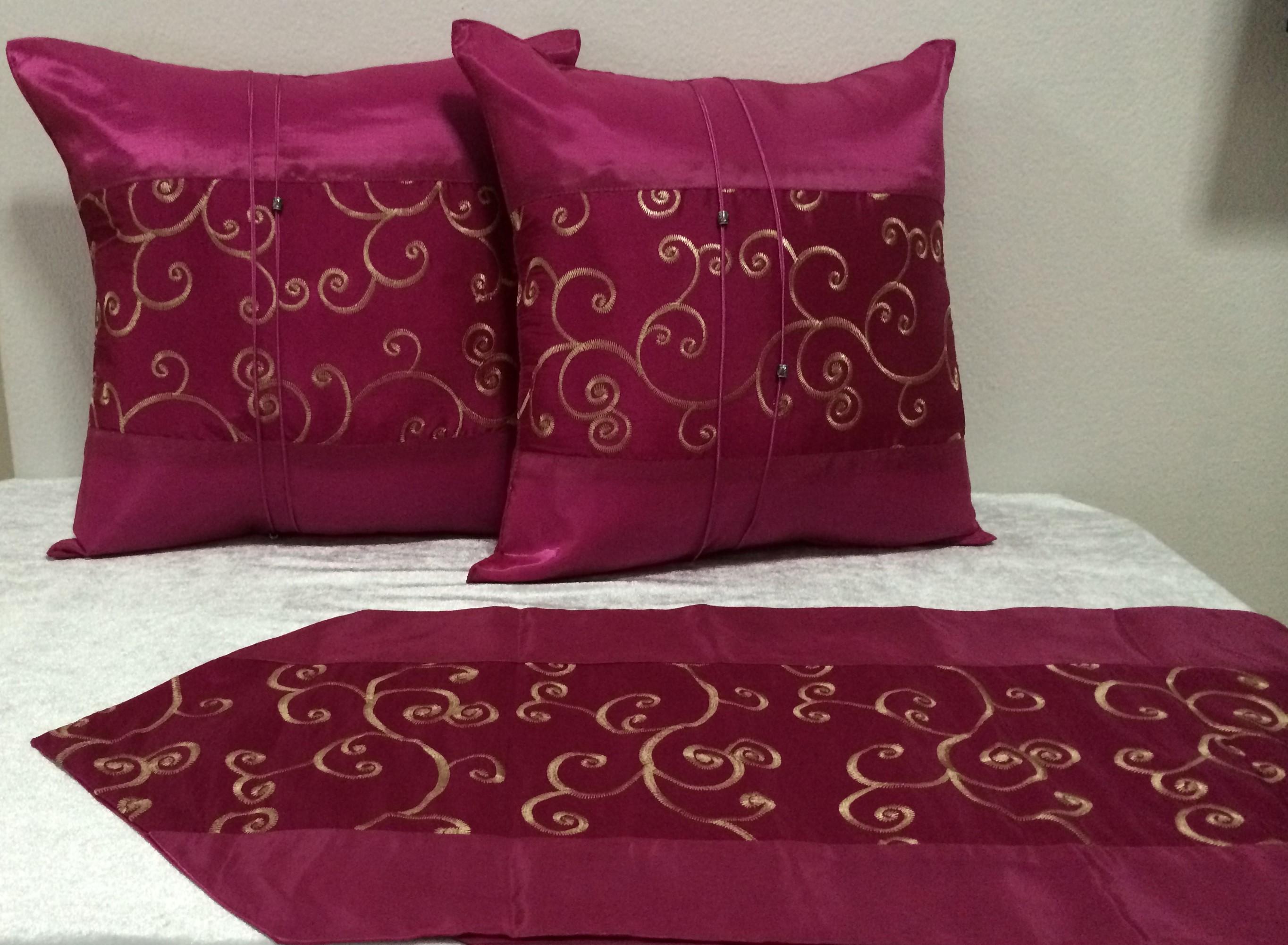 Cushion Pillow Case757642