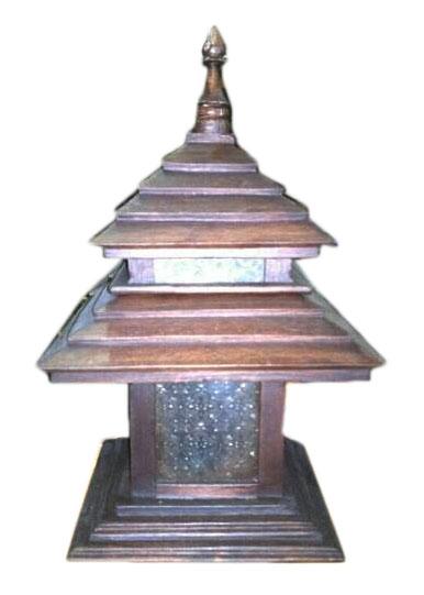 Teak Lamps 2359-2