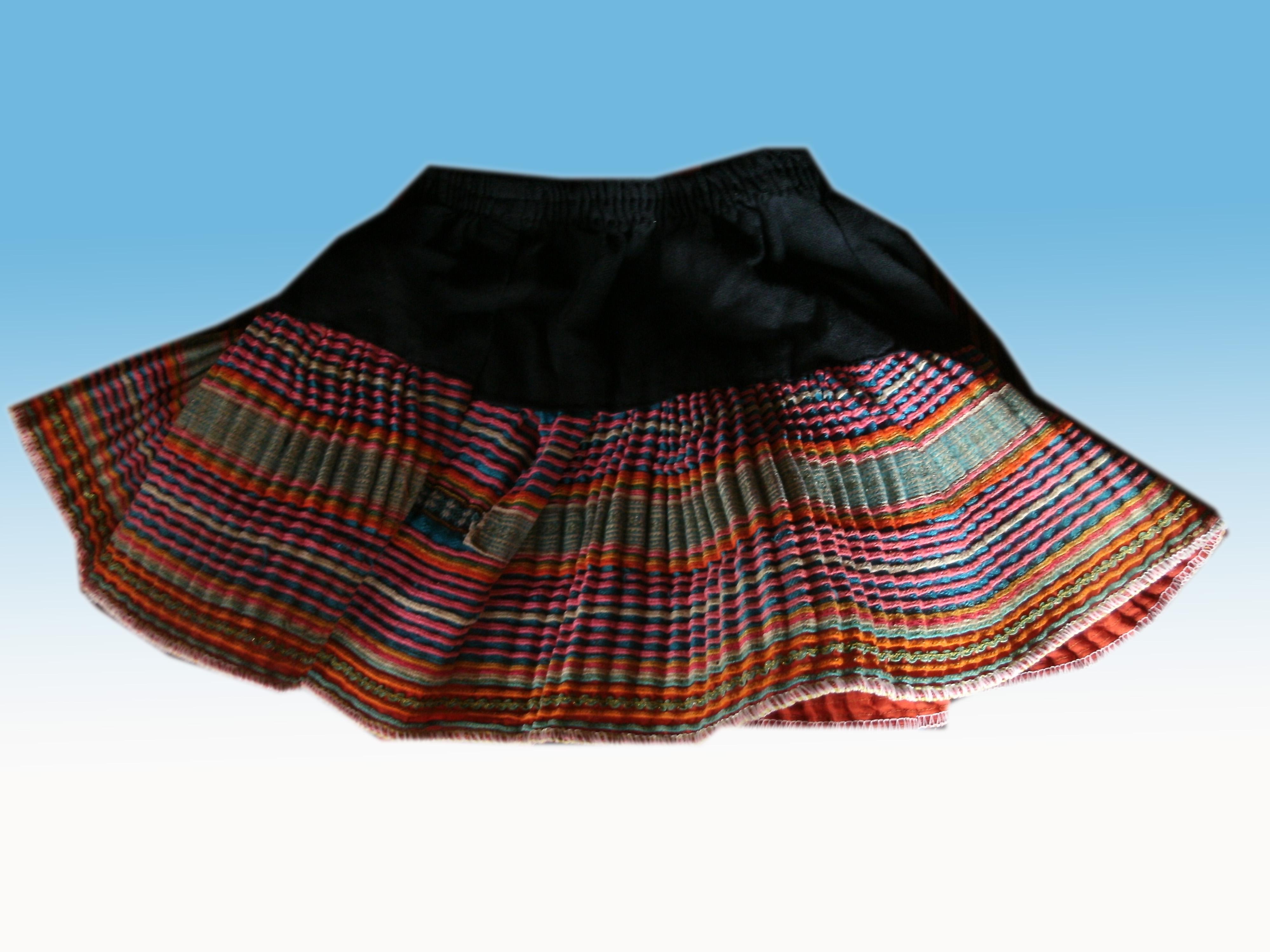 Tribal Girls Skirt-26