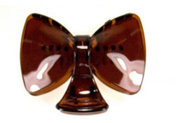 Hair clip none painted (1387)