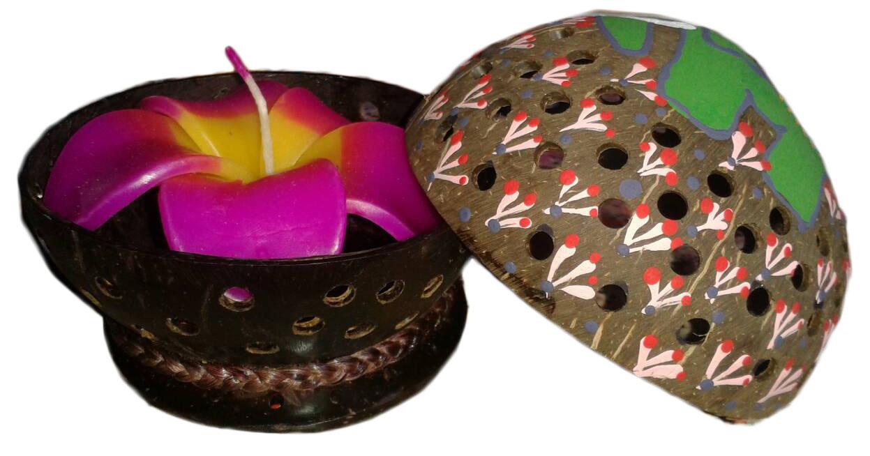 coconut incense box-PS-CC-083