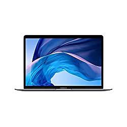 Apple MacBook Air (13-inch Retina Display, 8GB RAM, 256GB SSD Storage) - Space Gray (Previous Model)