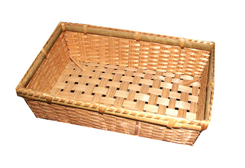 Bamboo flat basket PS-BB-05