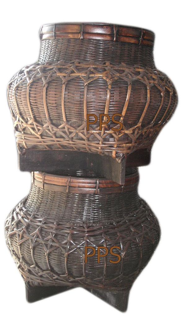 Bamboo basket PS-BB-31