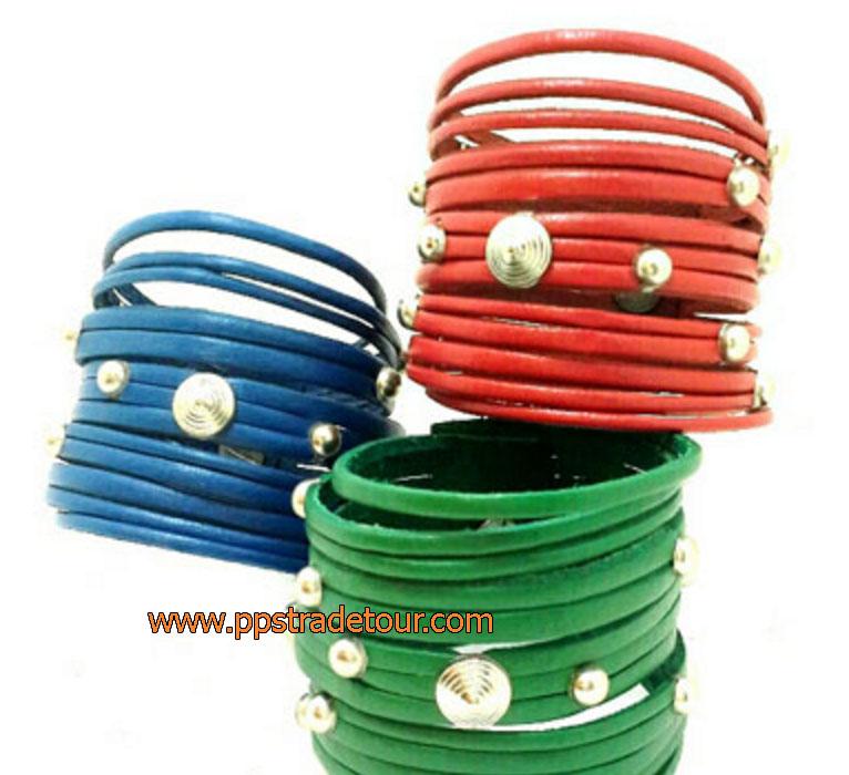 Leather Bracelet-N23