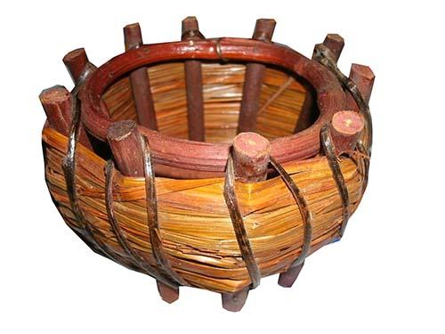 Rattan Basket 42