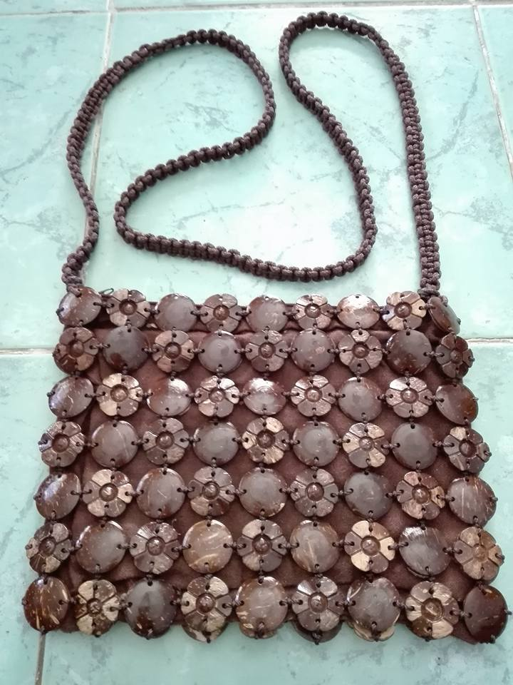 Coconut Shell bag-55