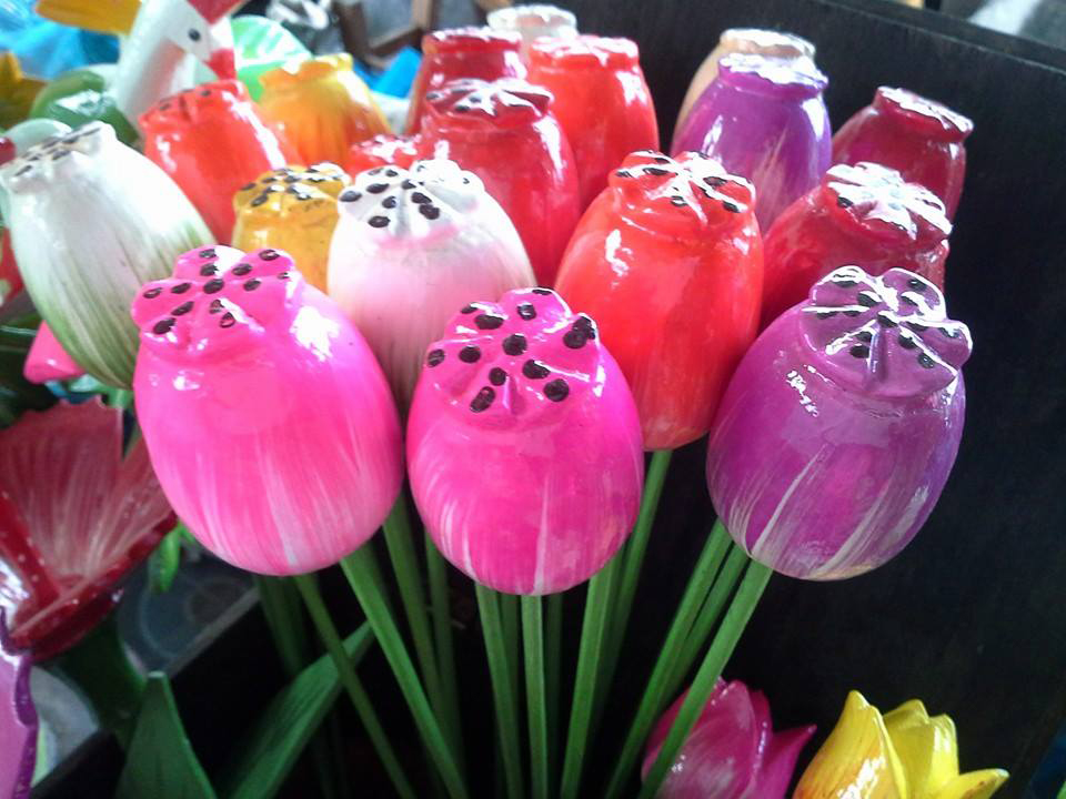 WoodOpuim flower