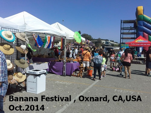 Fair at Oxnard, CA, USA