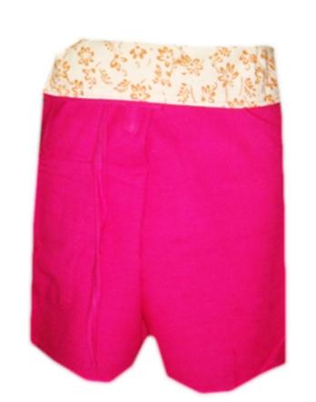 Short Cotton Trouser-P8