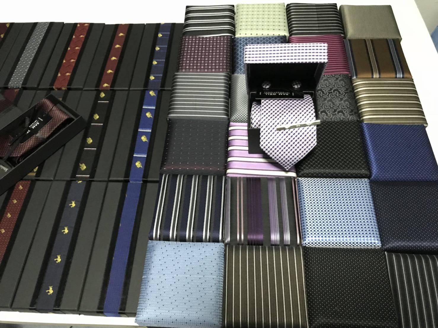 Necktie NT-StripsMix3