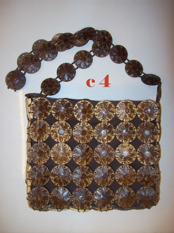 Coconut Shell bag-116