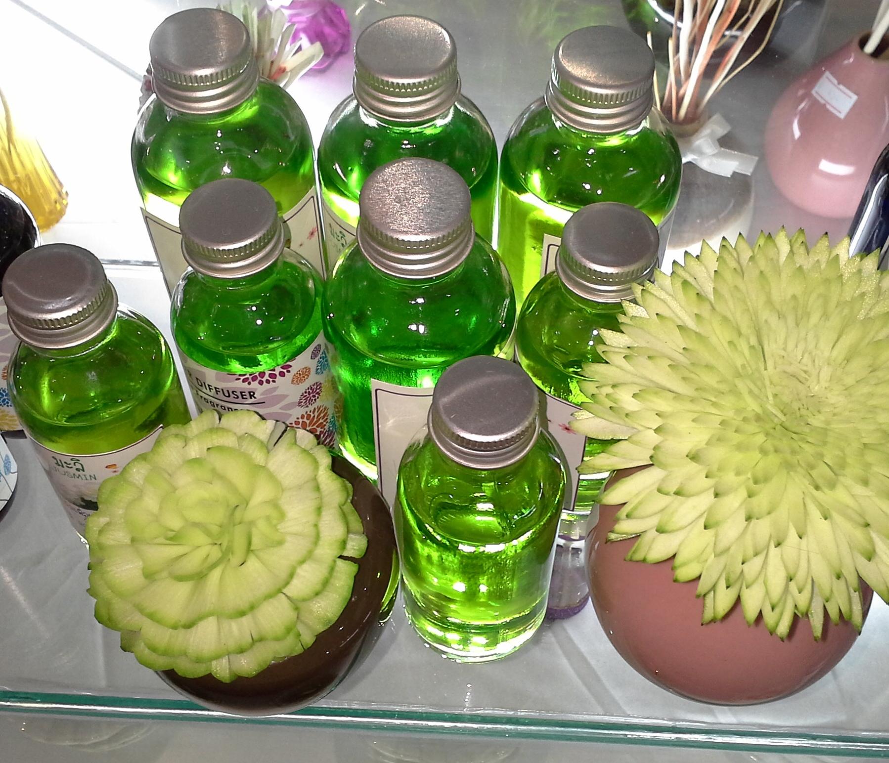 Green diffuser