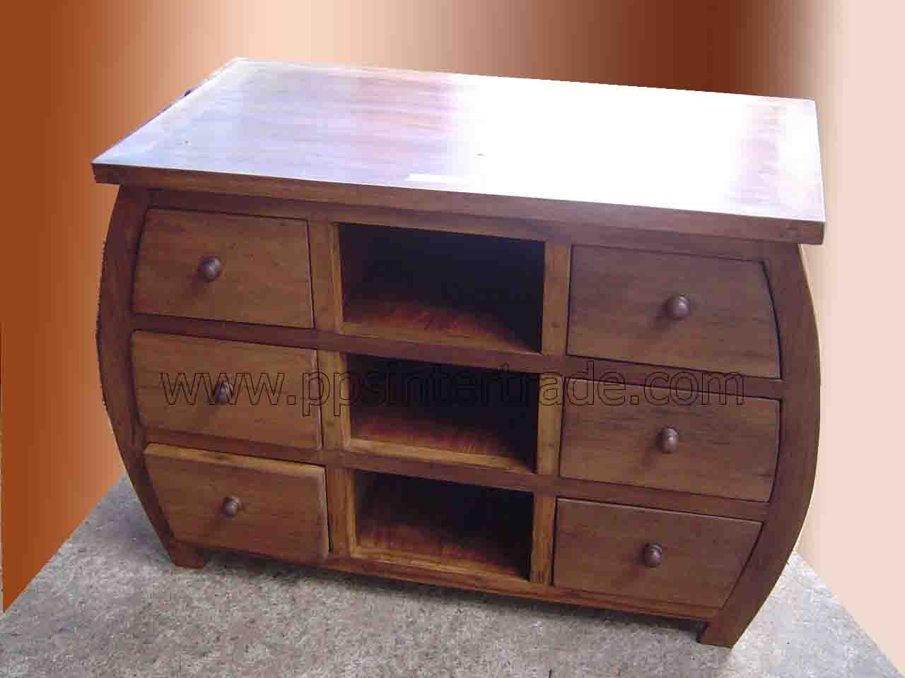 PS-Wood Shelf-sn370