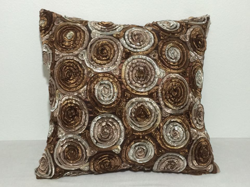 Cushion pillow Case-Curl5