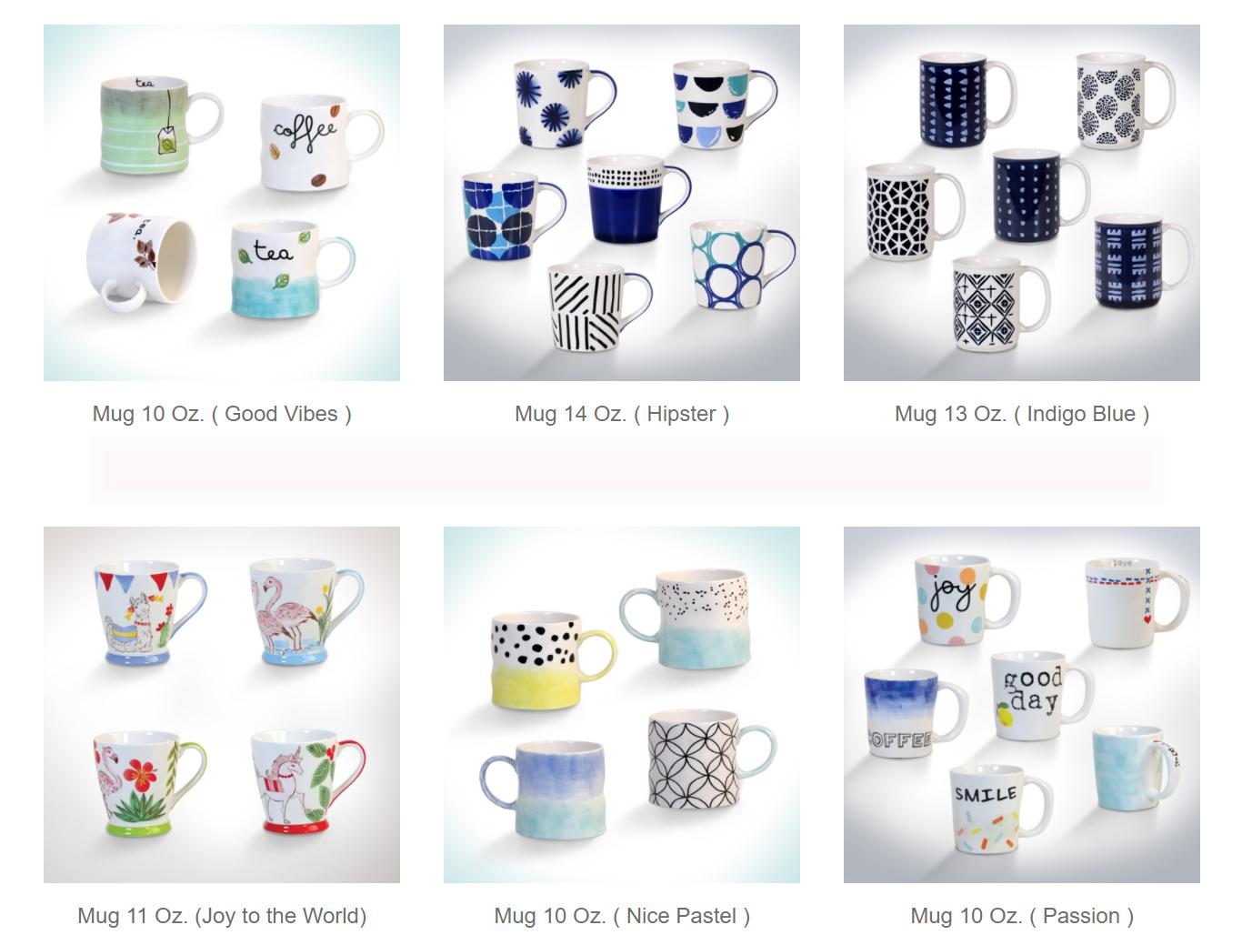 Ceramic mug-17