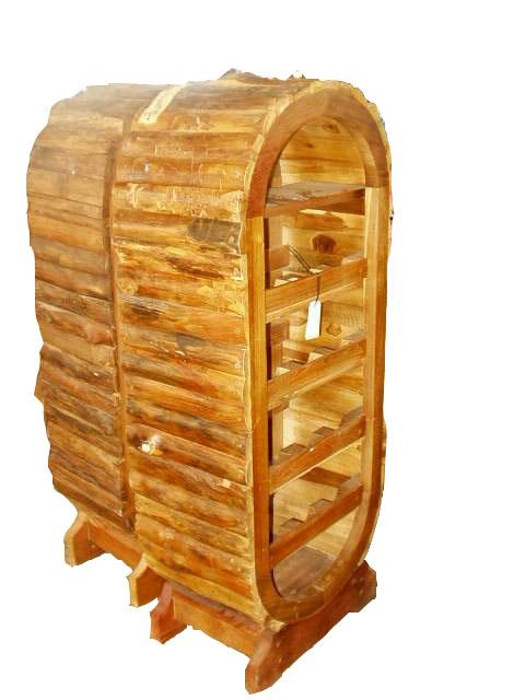 PS-Wood Shelf (sn321)