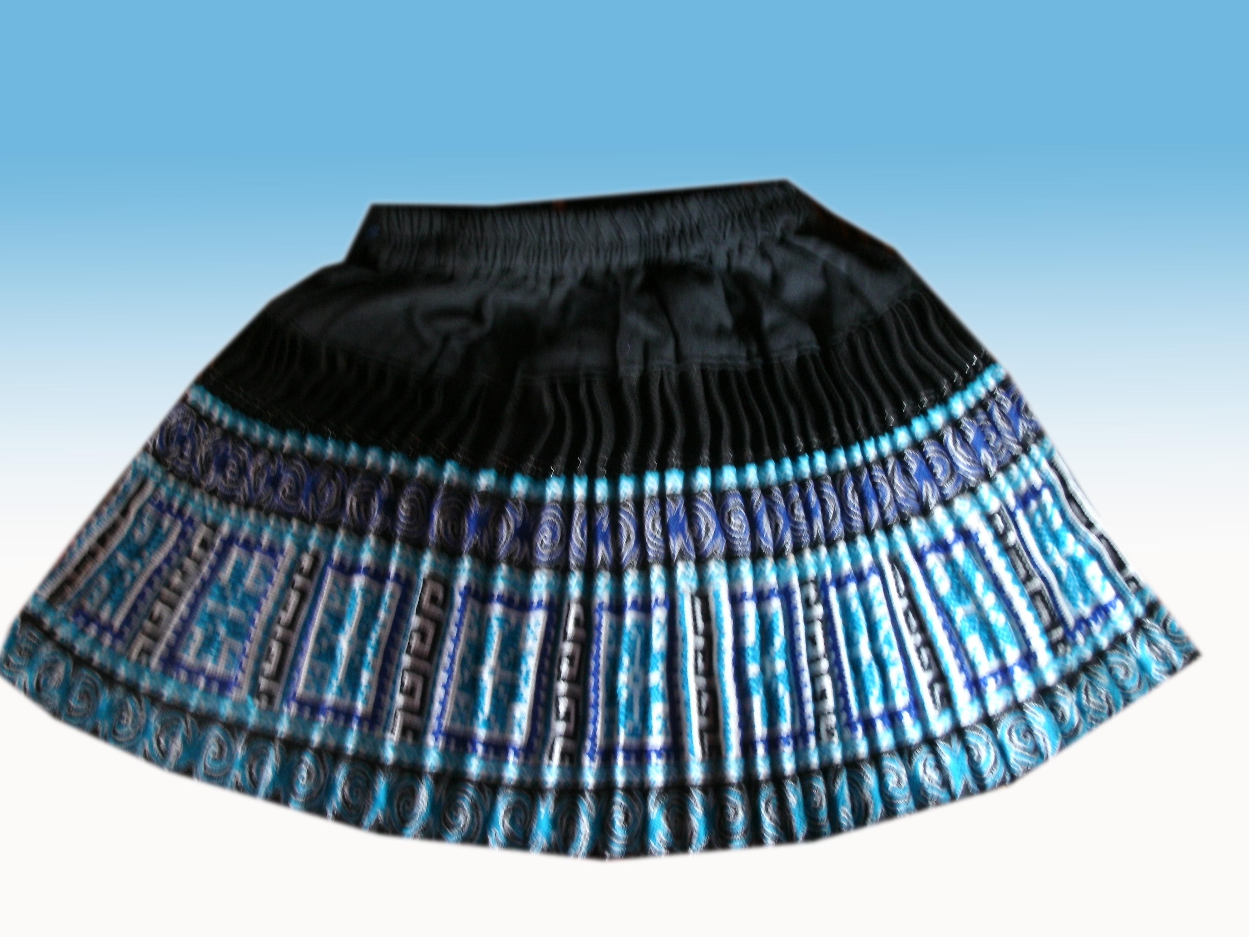 Tribal Girl skirt-DC3057